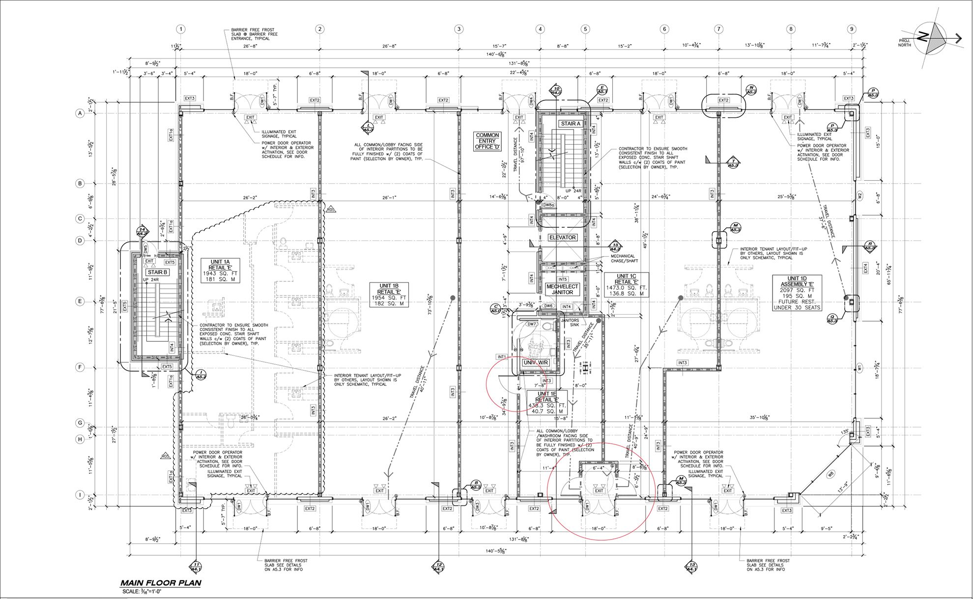 1880 Philbrook Drive Siteplan