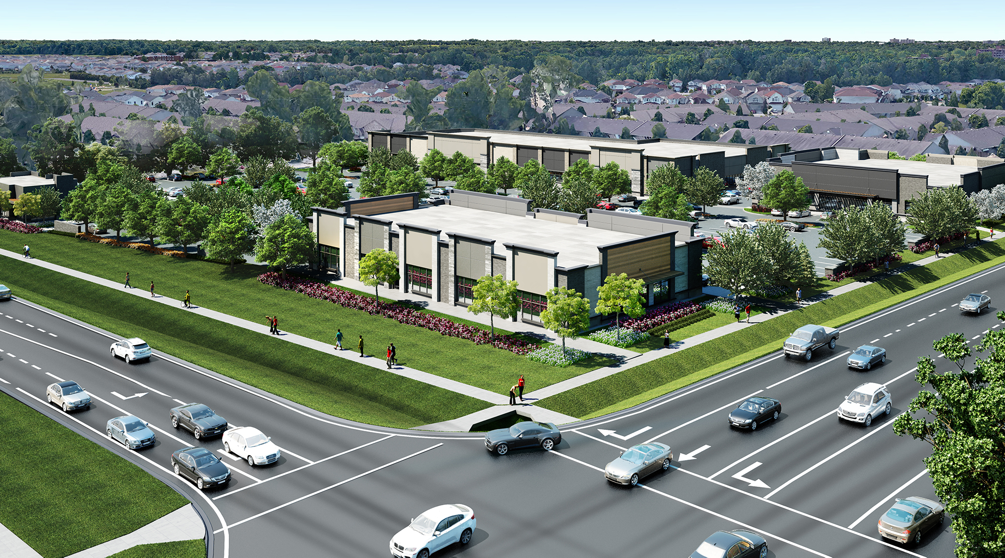 Stoney Creek Elevation Rendering