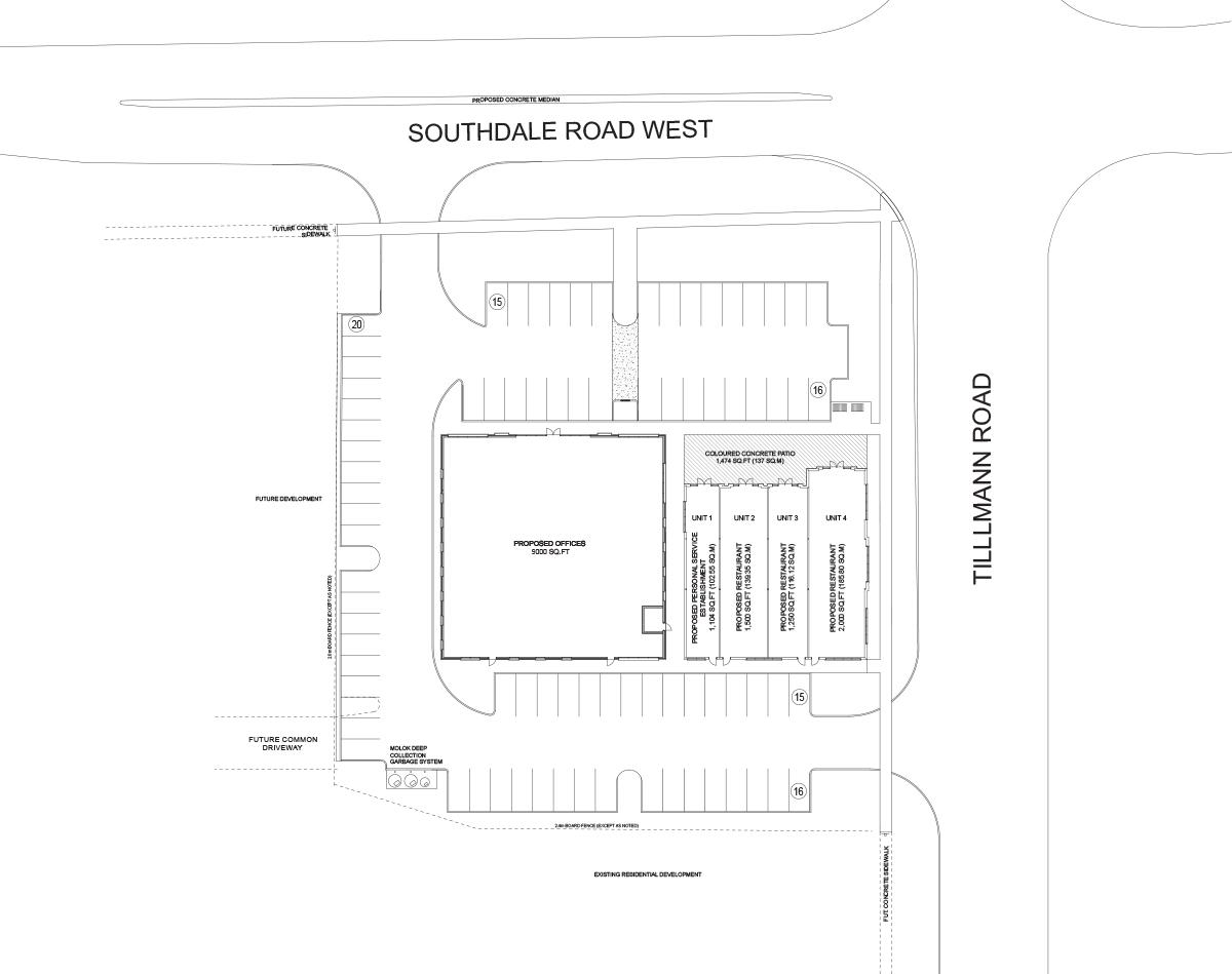 825 Southdale Road West