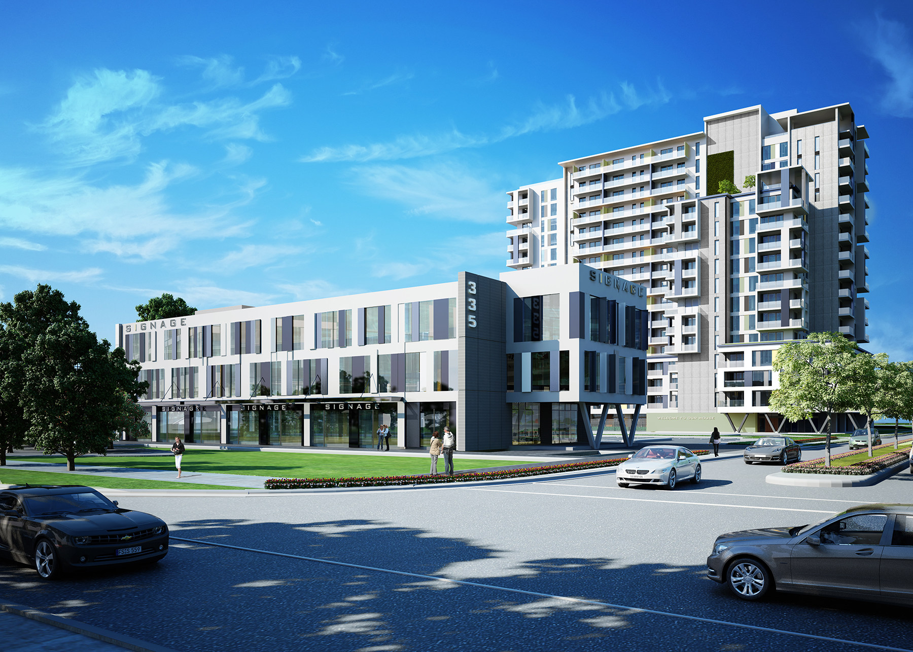 3080 Bostwick Office Building